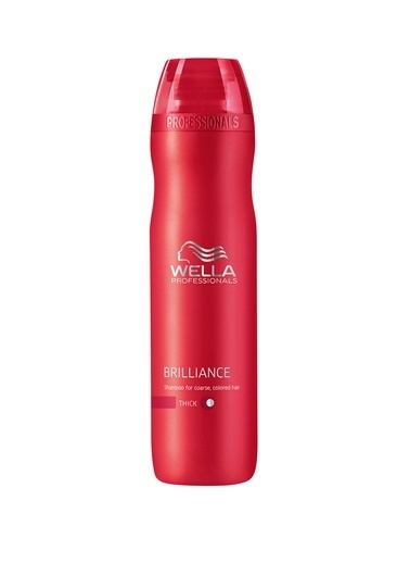 Wella Brilliance Thick Şampuan 250 Ml Renksiz
